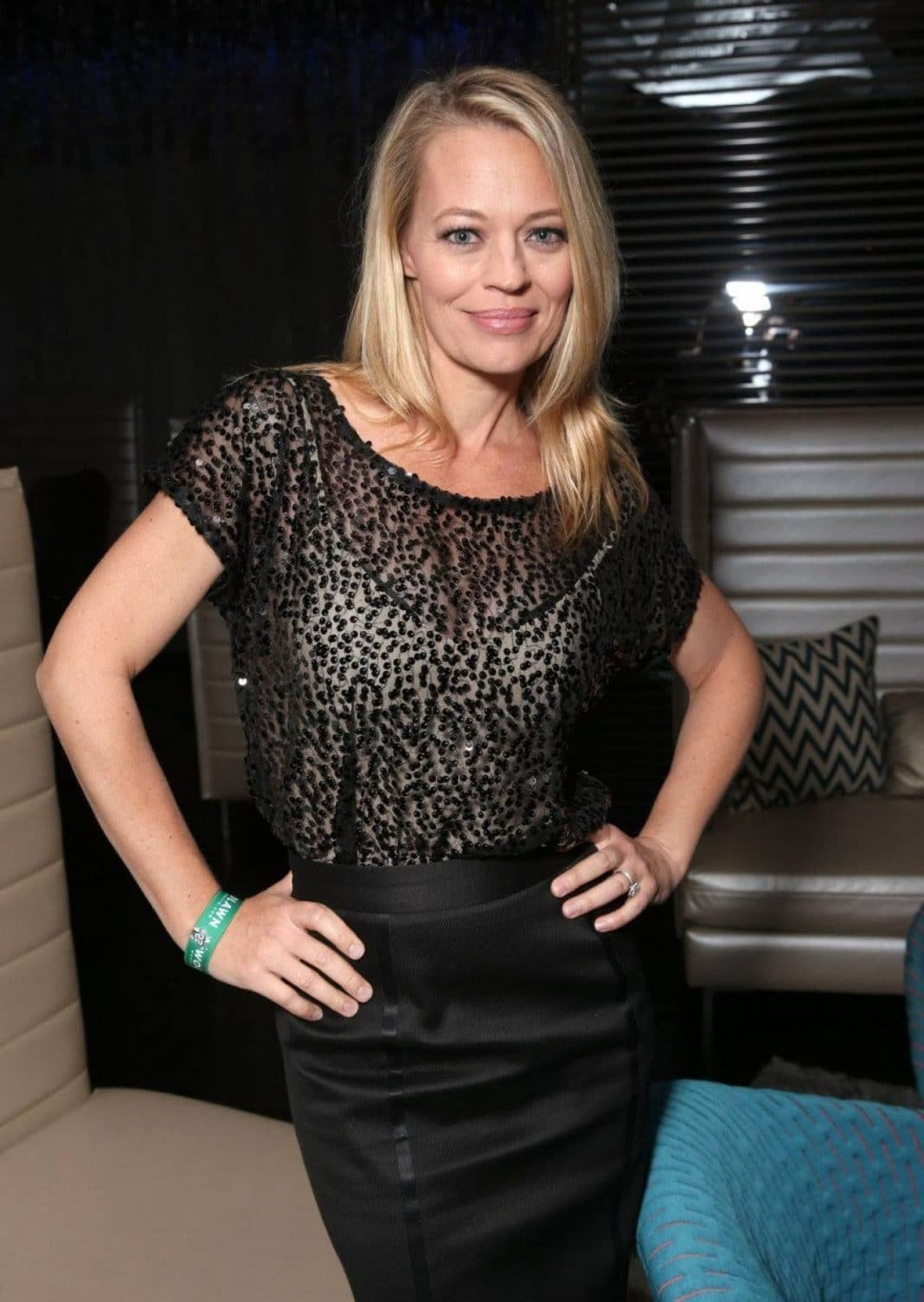 Jeri ryan two and a half men episode