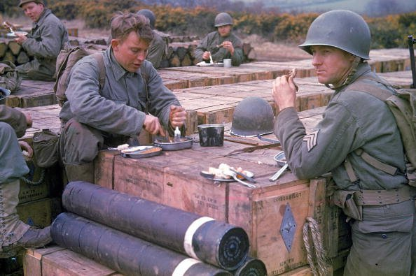 World War II Timeline - Softschools.com