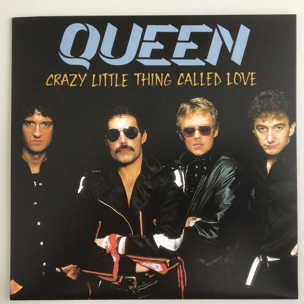 Image result for crazy little thing called love queen